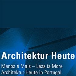 Vortragsreihe zu Architektur in Portugal