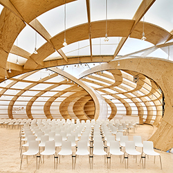 Frankfurter Buchmesse: Raum für Inspiration von schneider+schumacher