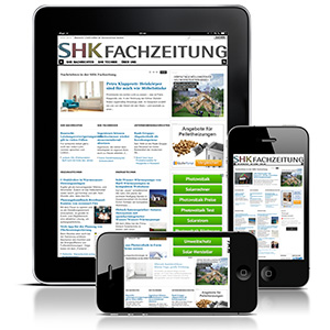 Mediadaten SHK Fachzeitung