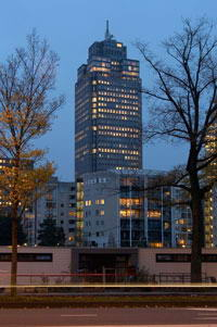 Rembrandt Tower Amsterdam