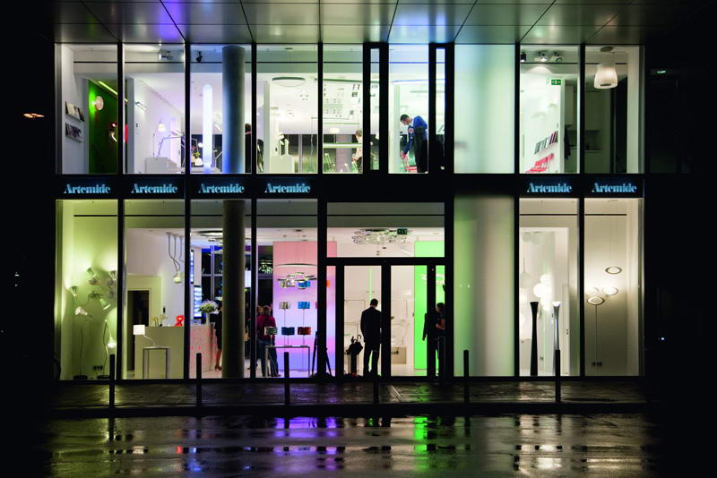 Artemide Showroom Frankfurt
