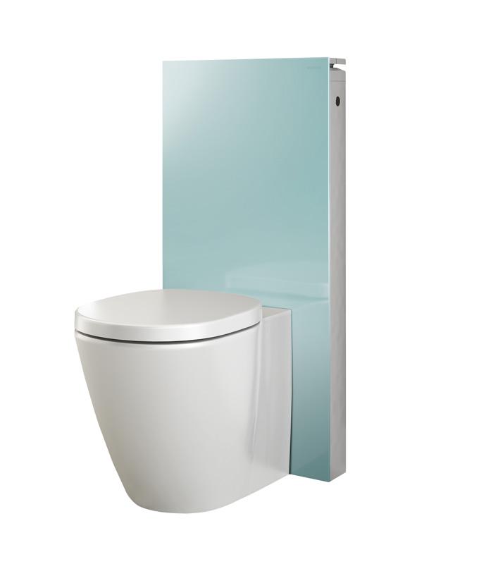 Sanitarmodul Mit Glaserner Oberflache