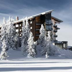 Copperhill Mountain Lodge in Schweden Duravit