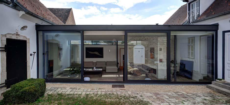 Haus taube von gerner gerner plus architekten - Bekannte architekten ...