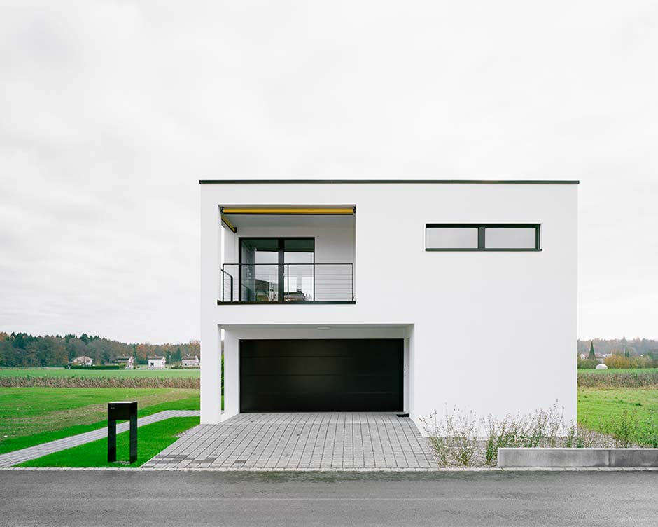 Haus W W Von Gatto Weber Architekten