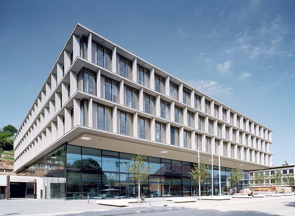 Ihk Region Stuttgart Von Wulf Architekten Wohlbefinden Im Buro