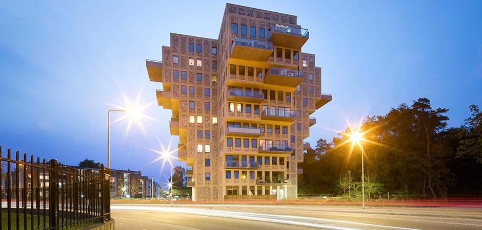 Belvedere Tower by René van Zuuk Architekten