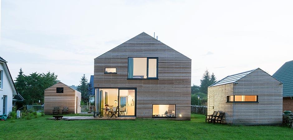 Ferienhaus Am Neuklostersee Von Reichardt Partner Architekten