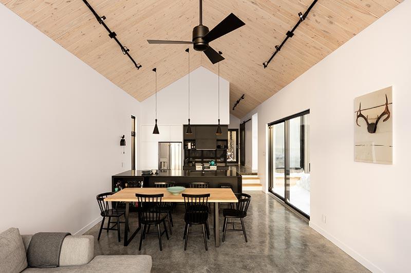 Chalet du Bois Flotté Residence by atelier BOOM-TOWN