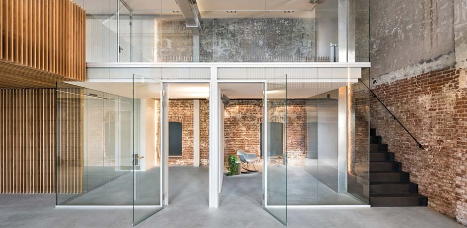 Converted Warehouse by Firm Architects
