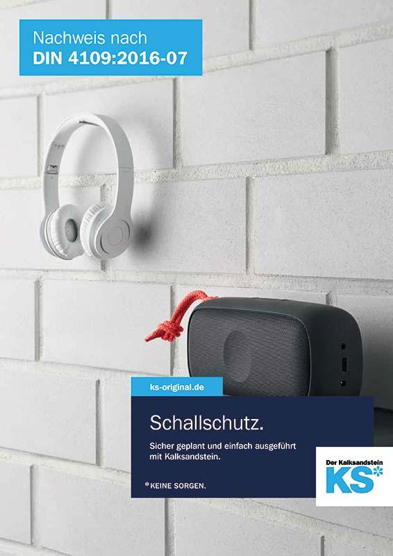 Hervorragend Neue Schallschutz-Broschüre zur DIN 4109 PM49