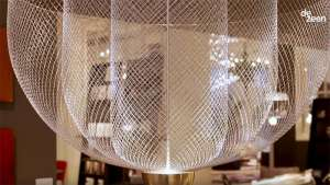 Meshmatics Chandelier for Moooi